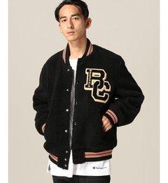 【ジャーナルスタンダード/JOURNAL STANDARD】 White Ville/ホワイツビル: Custom Boa Stadium Jacket [送料無料]