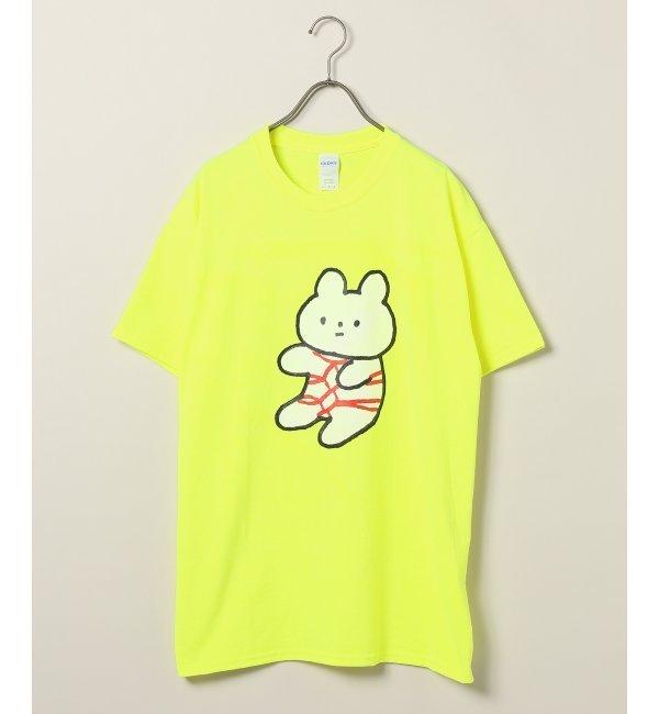 Tr.4 Suspensionコラボ きっこうちゃんTシャツ