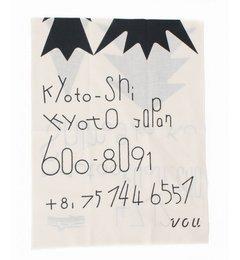 【ジャーナルスタンダード/JOURNAL STANDARD】 VOU/ボウ:手ぬぐい エイゴ [3000円(税込)以上で送料無料]