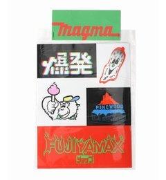 【ジャーナルスタンダード/JOURNAL STANDARD】 MAGMA ×JS / sticker / ステッカー [3000円(税込)以上で送料無料]