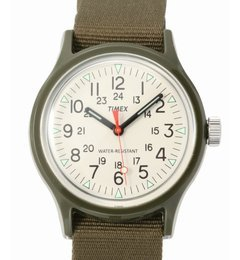 TIMEX / タイメックス : ORIGNAL CAMPER JP EXCLUSIVE【ジャーナルスタンダード/JOURNAL STANDARD メンズ 腕時計 カーキ ルミネ LUMINE】
