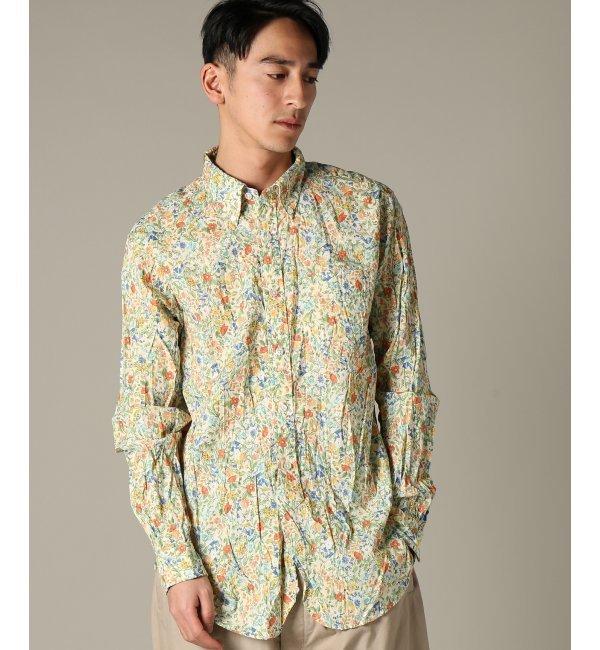 Engineered Garments / エンジニアードガーメンツ : 19C BD Shirt - Garde【ジャーナルスタンダード/JOURNAL STANDARD メンズ シャツ・ブラウス イエロー B ルミネ LUMINE】