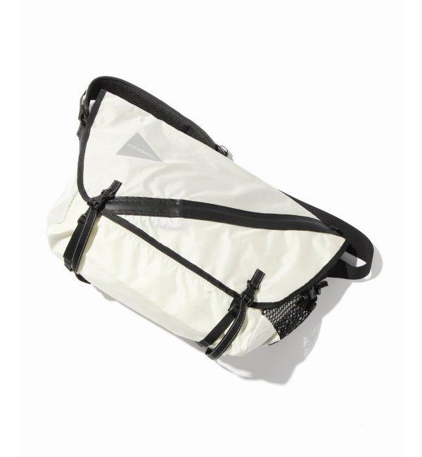 ファッションメンズなら|【ジャーナルスタンダード/JOURNAL STANDARD】 and wander / アンドワンダー: 20L messenger bag [送料無料]