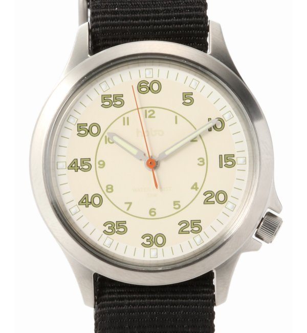 HOBO/ホーボー:×CITIZEN/シチズン: Field Watch【ジャーナルスタンダード/JOURNAL STANDARD メンズ 腕時計 ナチュラル ルミネ LUMINE】