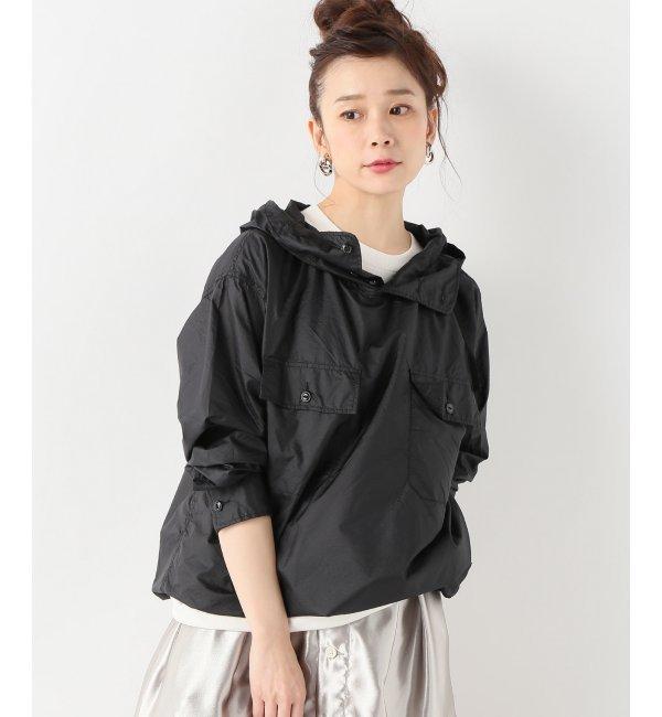 【Engineered Garments/エンジニアードガーメンツ】Cagoule Shirt - Supe【ジャーナルスタンダード/JOURNAL STANDARD レディス シャツ・ブラウス ブラック ルミネ LUMINE】