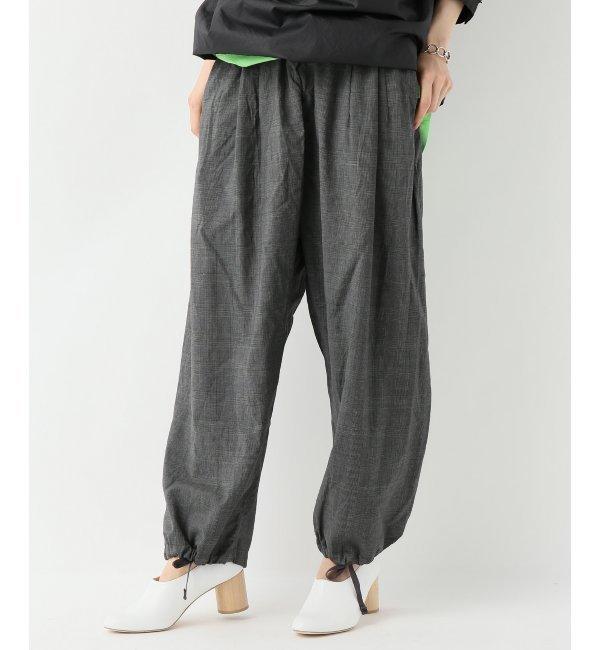 【Engineered Garments/エンジニアードガーメンツ】 Balloon Pant - Wool【ジャーナルスタンダード/JOURNAL STANDARD レディス その他(パンツ) グレー ルミネ LUMINE】
