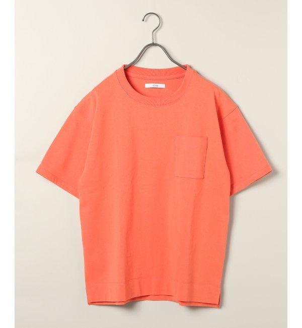 【ジャーナルスタンダード/JOURNAL STANDARD】 20//空紡天竺ヘビーオンス Tシャツ