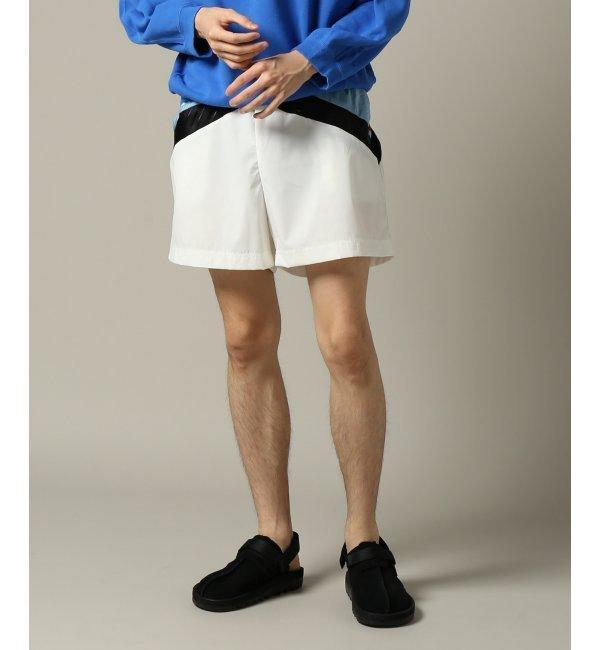MAISON EUREKA// メゾン エウレカ: TRACK SHORTS【ジャーナルスタンダード/JOURNAL STANDARD メンズ その他(パンツ) ホワイト ルミネ LUMINE】
