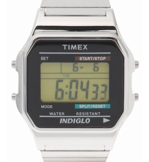 モテ系メンズファッション|【ジャーナルスタンダード/JOURNAL STANDARD】 TIMEX/タイメックス: CLASSIC DIGITAL