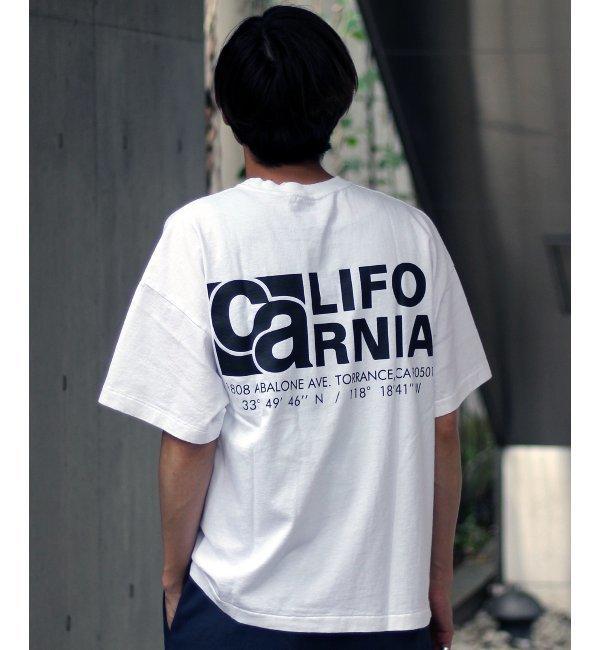 【ジャーナルスタンダード/JOURNAL STANDARD】 18/-CALIFORNIA USA 1808 Tシャツ