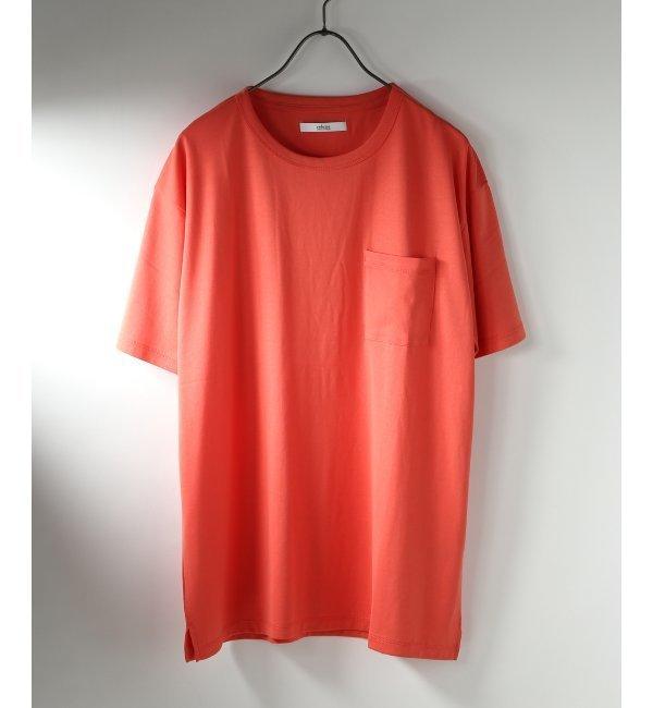 【ジャーナルスタンダード/JOURNAL STANDARD】 50/2 USAコットンTシャツ