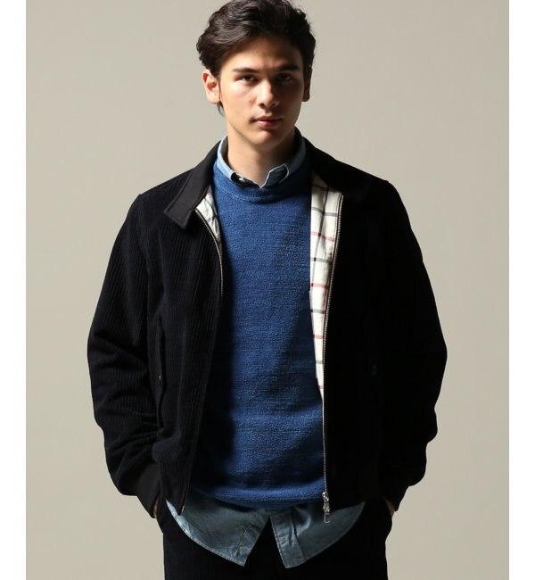 【ジャーナルスタンダード/JOURNAL STANDARD】 J.PRESS /ジェイプレス:Wool cord/Golf jacket