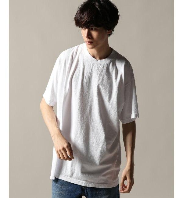 <アイルミネ> LOS ANGELES APPAREL / ロサンゼルスアパレル : 6.5oz Garment Dye Crew Neck T-Shirt画像