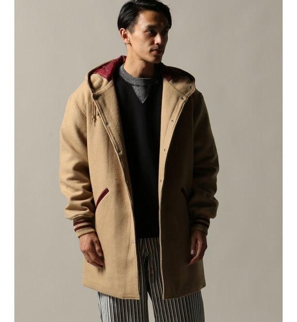 モテ系メンズファッション|【ジャーナルスタンダード/JOURNAL STANDARD】 BUTWIN / バトウィン : HOODED COAT