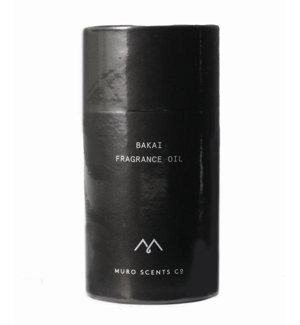 【ジャーナルスタンダード/JOURNAL STANDARD】 MURO SCENTS CO/ムロセンツ:FRAGRANCE OIL