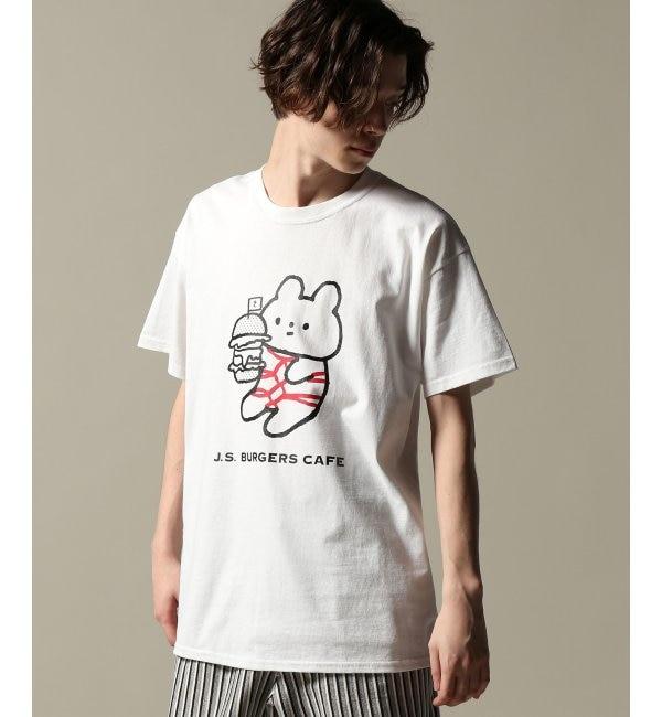 【ジャーナルスタンダード/JOURNAL STANDARD】 きっこうちゃん : HUMBERGER Tシャツ A