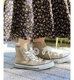 《19SS予約》【CONVERSE】CANVAS ALL STAR COLORS HI:オールスターハイカット◆