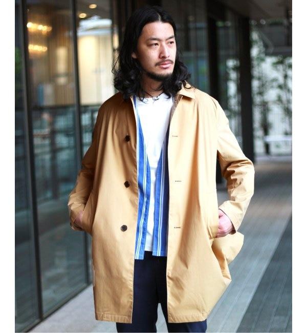人気ファッションメンズ|【ジャーナルスタンダード/JOURNAL STANDARD】 【KANTIAN】ピグメントコート