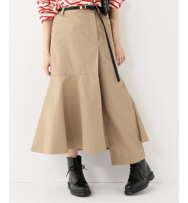 【ジャーナルスタンダード/JOURNAL STANDARD】 【CLEANA/クリーナ】Chicca skirt EXCLUSIVE