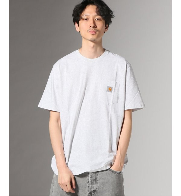 【ジャーナルスタンダード/JOURNAL STANDARD】 CARHARTT WIP / カーハートWIP : S/S POCKET T-SHIRT