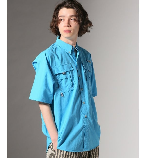 【ジャーナルスタンダード/JOURNAL STANDARD】 COLUMBIA/コロンビア : BAHAMA SHORT SLEEVE SHIRT