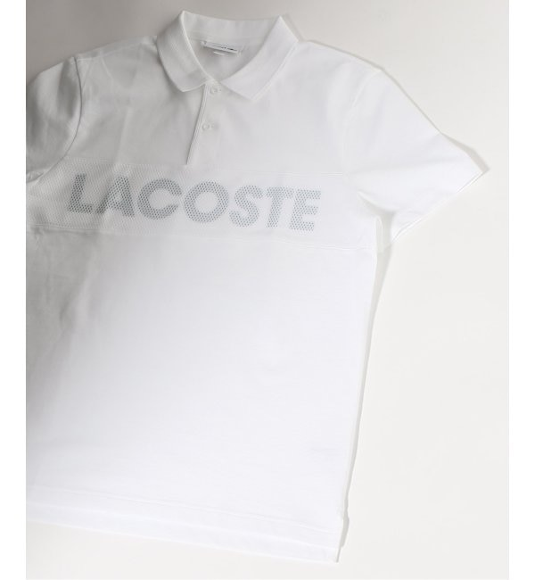 1438024f2150 【ジャーナルスタンダード/JOURNAL STANDARD】 LACOSTE / ラコステ : SUPER LIGHT KNIT LOGO PRINT