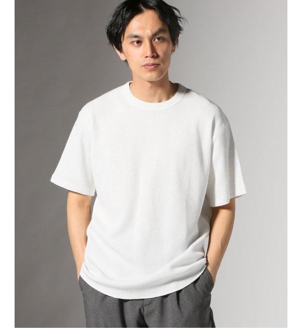 【ジャーナルスタンダード/JOURNAL STANDARD】 16S T/CサーマルC/N Tシャツ