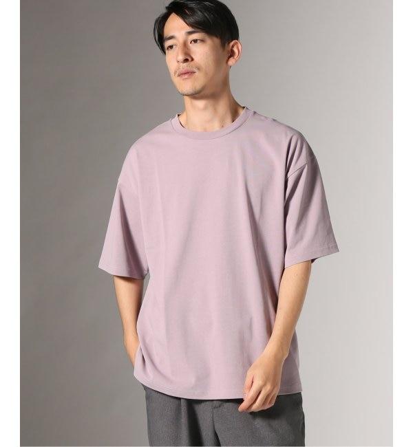 【ジャーナルスタンダード/JOURNAL STANDARD】 40/2キョウネン クルーネック ショートスリーブ Tシャツ