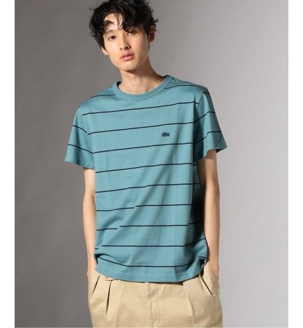 【ジャーナルスタンダード/JOURNAL STANDARD】 Lacoste / ラコステ : ピンボーダーTシャツ