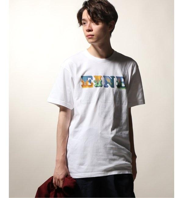 <アイルミネ> BEN EINE /ベン アイン EINE VANDALS REVERSIBLE T-SHIRT