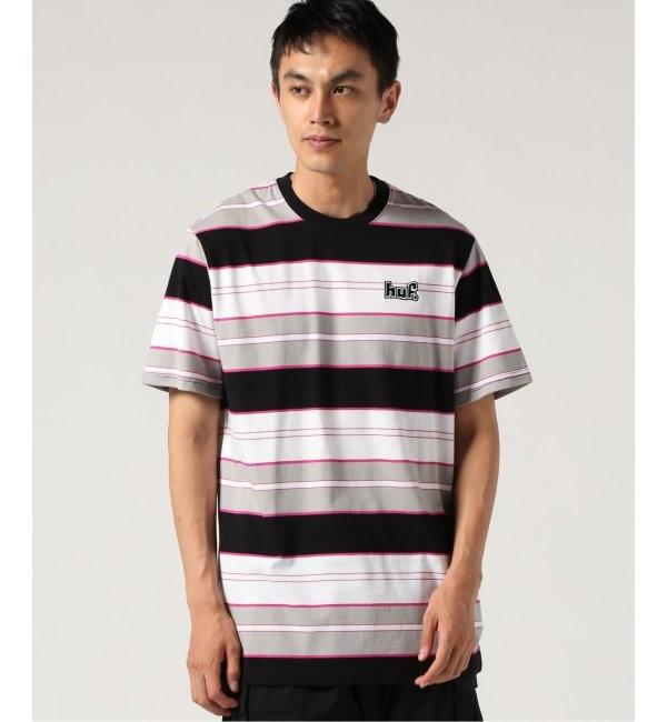 【ジャーナルスタンダード/JOURNAL STANDARD】 HUF/ハフ: UPLAND SS KNIT TOP Tシャツ