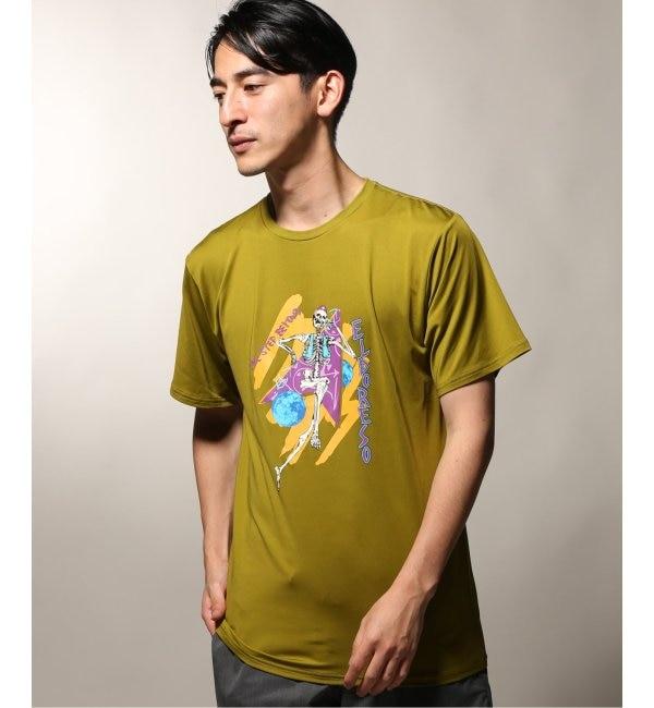 【ジャーナルスタンダード/JOURNAL STANDARD】 ELDORESO / エルドレッソ Step Bone Runman Tシャツ