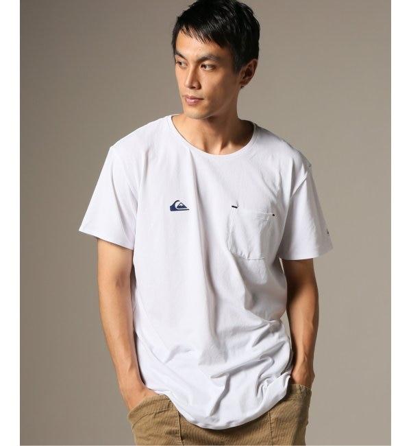 【ジャーナルスタンダード/JOURNAL STANDARD】 QUIKSILVER / クイックシルバー NAMINORI ADAPT TRAVEL Tシャツ