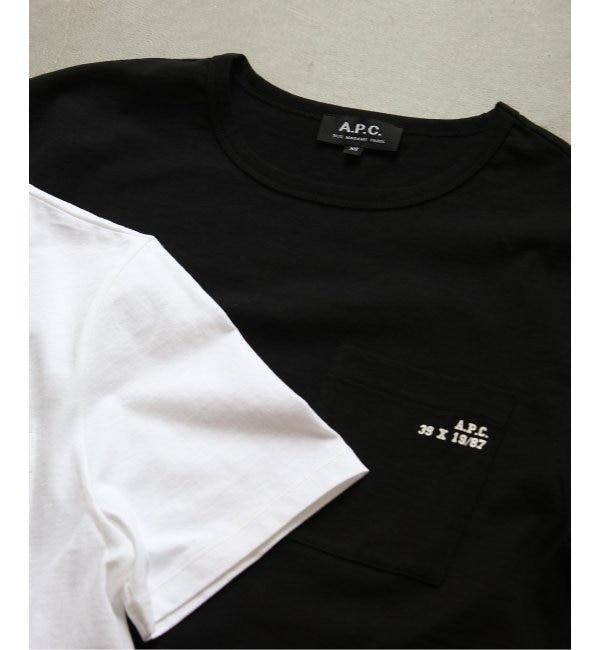 【ジャーナルスタンダード/JOURNAL STANDARD】 【A.P.C. for relume/ 別注アーペーセー】 JIESS Tシャツ