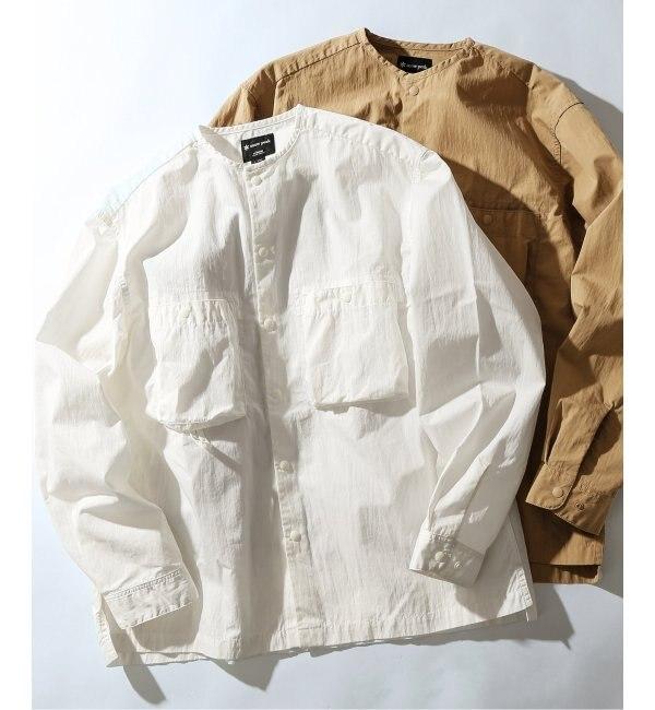 【ジャーナルスタンダード/JOURNAL STANDARD】 【Snow Peak×relume / スノーピーク】別注 Relaxed Utility Shirt