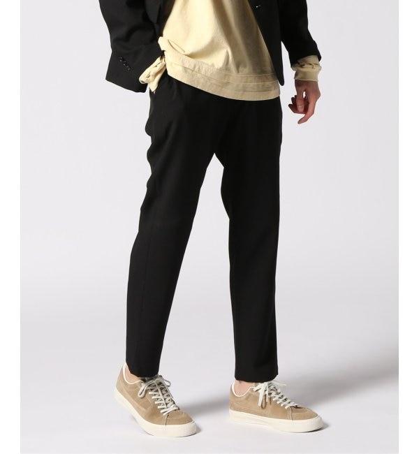 人気ファッションメンズ 【ジャーナルスタンダード/JOURNAL STANDARD】 POPLIN スラックスパンツ
