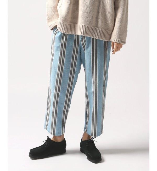 モテ系メンズファッション|【ジャーナルスタンダード/JOURNAL STANDARD】 【textile design by NOMA.t.d.】 パジャマパンツ