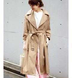 【スピック&スパン/Spick & Span】 製品染め オーバーコート◆ [送料無料]