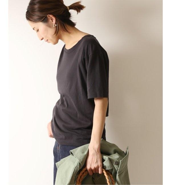 【スピック&スパン/Spick & Span】 80 Super soft Tシャツ◆