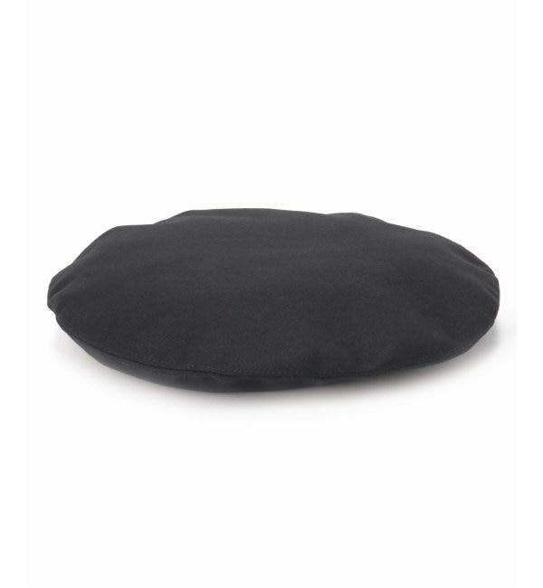 【ラ トータリテ/La Totalite】 FERRUCCIO VECCHI レザーパイピングベレー帽