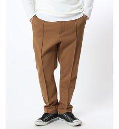 人気メンズファッション 【アイボリー コート/ivory court】 ポンチイージーパンツ [送料無料]