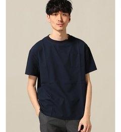 【アイボリー コート/ivory court】 EVALET サッカーストライプTシャツ [送料無料]