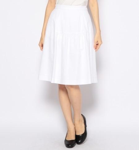 【ナノ・ユニバース/nano・universe】 ミディフレアースカート [送料無料]