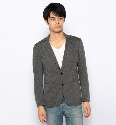 【ナノ・ユニバース/nano・universe】 フェイクチーフカットジャケット [送料無料]