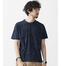 【ナノ・ユニバース/nano・universe】 //シャドートロピカルクルーネックTシャツ [送料無料]