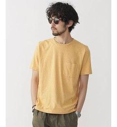 【ナノ・ユニバース/nano・universe】 //米綿カラー杢クルーネックTシャツ [3000円(税込)以上で送料無料]