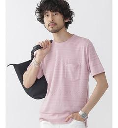 【ナノ・ユニバース/nano・universe】 //リンクスネイティブクルーネックTシャツ [3000円(税込)以上で送料無料]