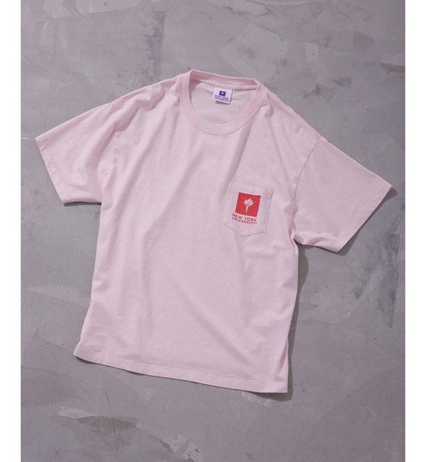 【ナノ・ユニバース/nano・universe】 NYUポケットTシャツ's image