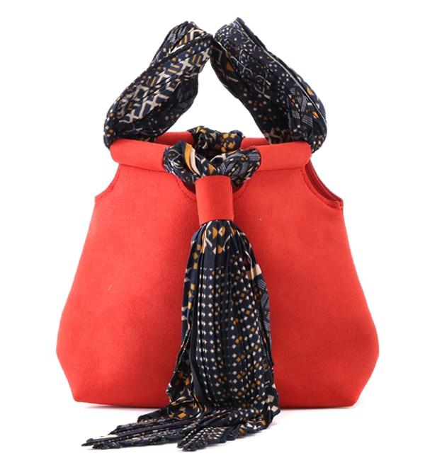 【ナノ・ユニバース/nano・universe】 Liberty Bell/別注Scarf 2way bag's image