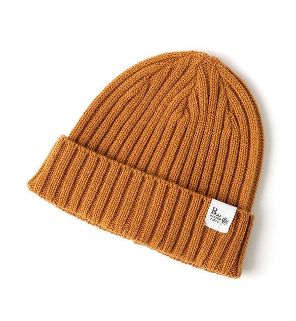 【ナノ・ユニバース/nano・universe】 RACAL:Standard Knit CAP